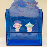 Little Twin Stars Display Rack With Mascots