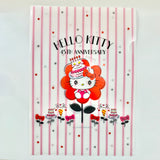 Hello Kitty Flower 45th Anniversary File