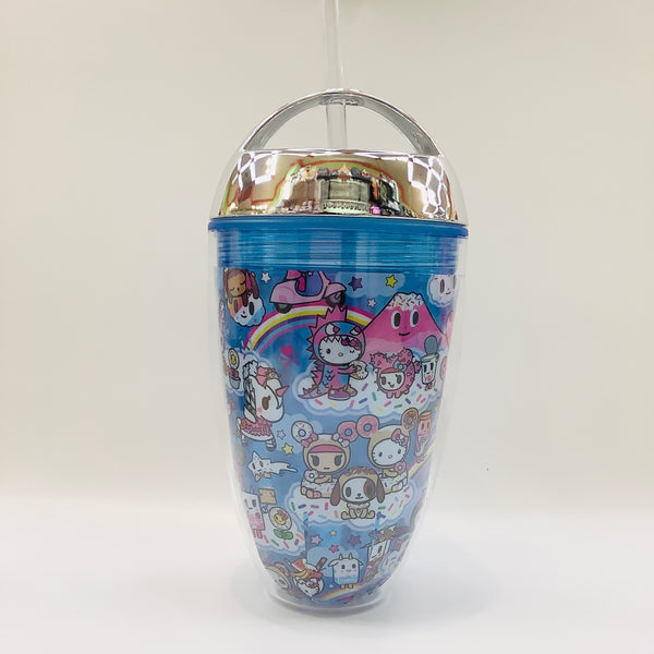 Tokidoki for Hello Kitty Straw Cup