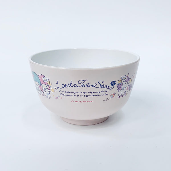 Little Twin Stars Unicorn Bowl