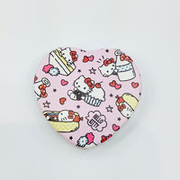Hello Kitty Food Compact Mirror