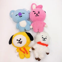 "BT21 6"" Plushes"