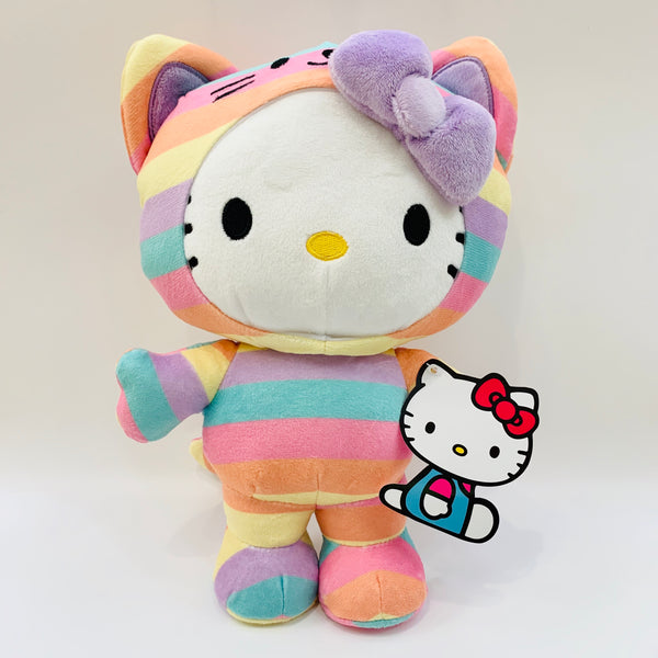 Hello Kitty in Rainbow Cat Suit Plush