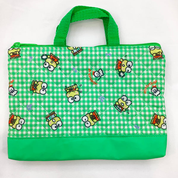 Keroppi Quilted Bag