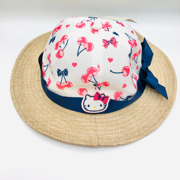 Hello Kitty Cherry Kid's Sun Hat