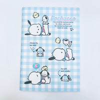 Pochacco A5 Ruled Notebook