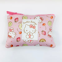 Hello Kitty Fresh Fruit Flat Pouch