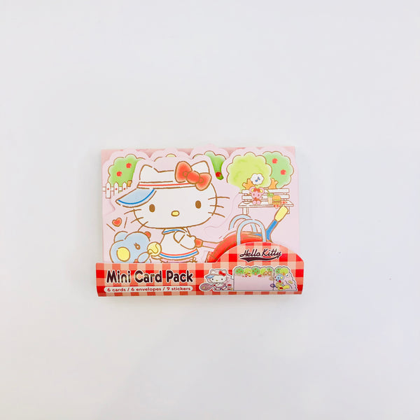 Hello Kitty Card Pack