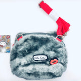 Hello Kitty Patch Shoulder Pouch