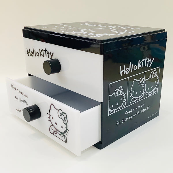 Hello Kitty Monochrome 45th Anniversary Chest