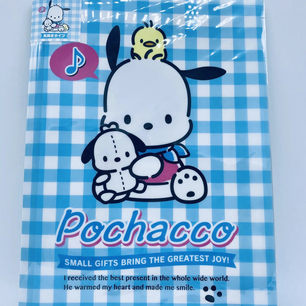 Pochacco Clear File Folder