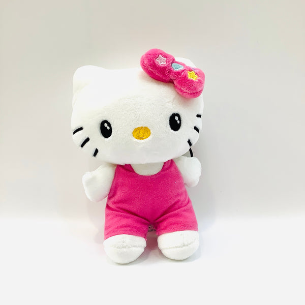 Hello Kitty Pink 6 Inch Plush