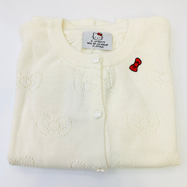 Hello Kitty Knitted Cardigan