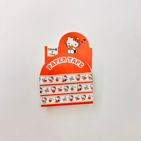 Hello Kitty 10mm Paper Tape
