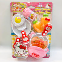 Hello Kitty Cooking Set Toy