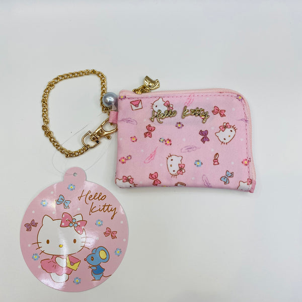 Hello Kitty Letter Coin Purse