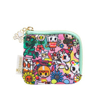 Tokidoki Flower Power Coin Pouch