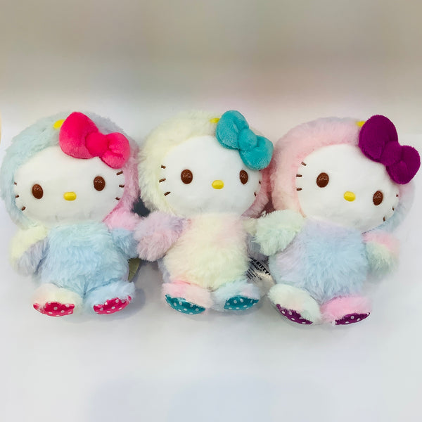 Hello Kitty Easter Reversible Plush