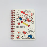 Hello Kitty B7 Ruled Notebook