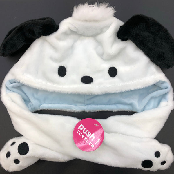 Pochacco Action Cap