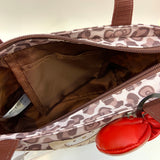 Hello Kitty Leopard Tote Bag