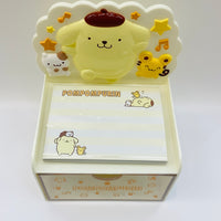 Pompompurin Chest Drawer with Memo Pad