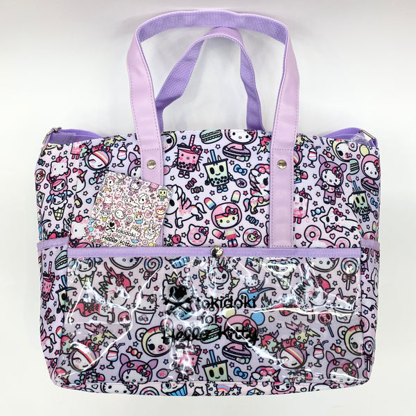 Tokidoki x Hello Kitty 2-Way Tote Bag