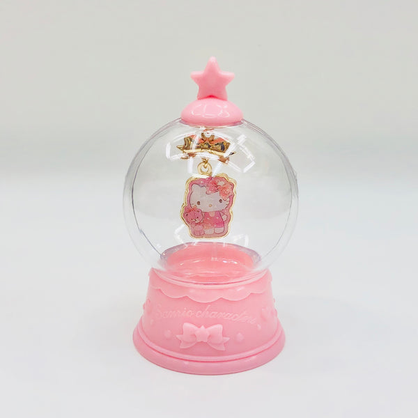 Hello Kitty Necklace in a Snow Globe