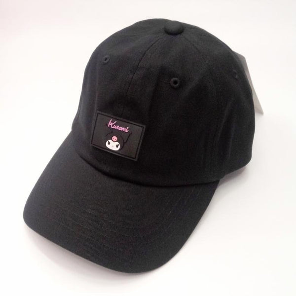 Kuromi PATCH LOW CAP