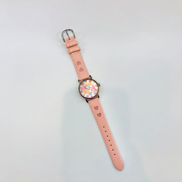 My Melody Heart Wristwatch