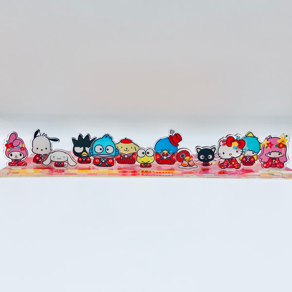 "60th Sanrio Anniversary 12"" Long Acrylic Stand"