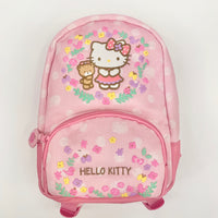 Hello Kitty Flower Circle Petite Backpack