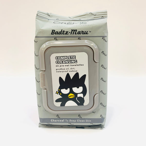 The Crème Shop x Badtz-Maru Complete Cleansing Wipes