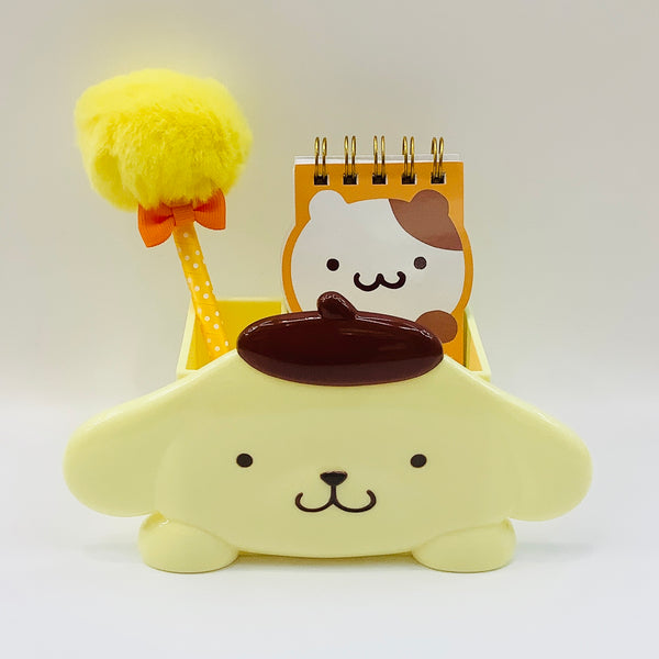 Pompompurin Pen and Mini Notebook Set