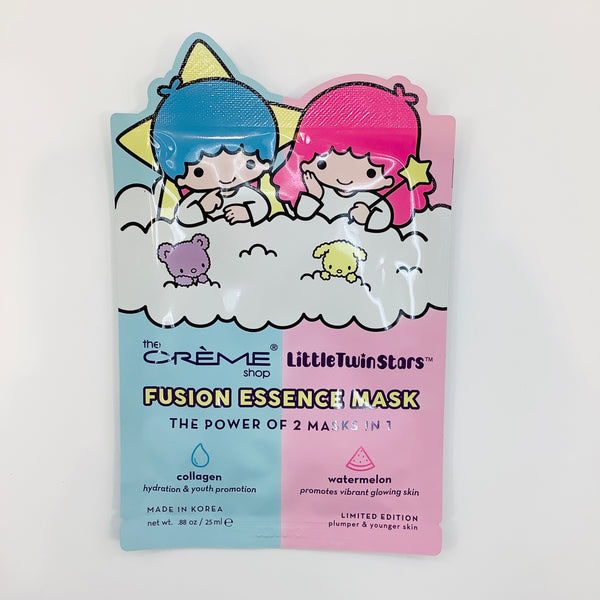 The Crème Shop x Little Twin Stars 2-in-1 Sheet Mask