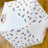 Hello Kitty Foldable Umbrella White