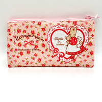 Marron Cream Pen Pouch