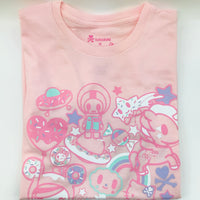 Tokidoki For Hello Kitty Dreamy Tee