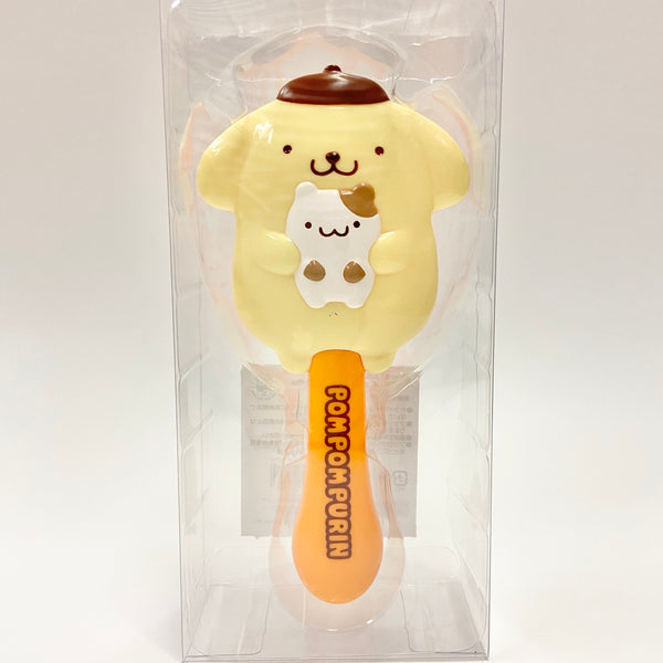 Pompompurin D-Cut Hair Brush