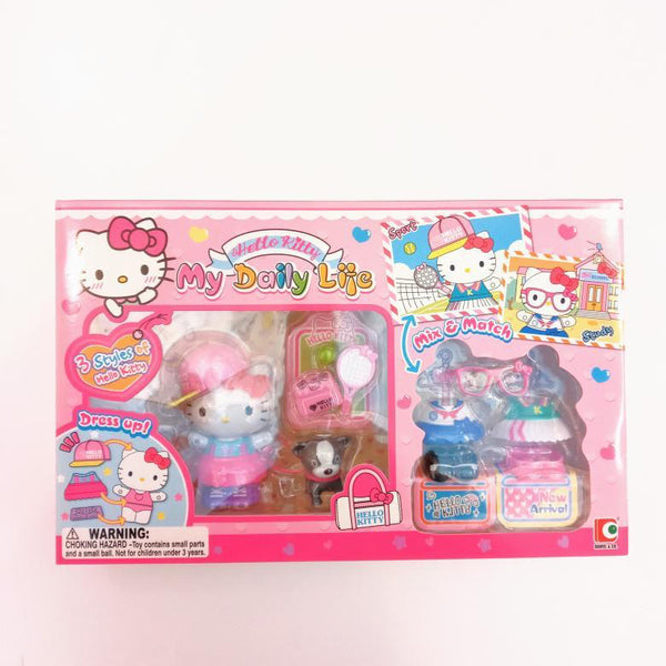 Hello Kitty My Daily Life Toy