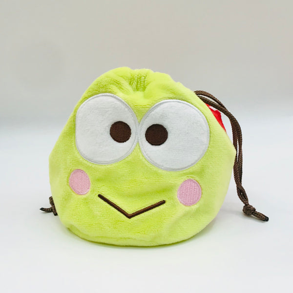 Keroppi Drawstring Bag