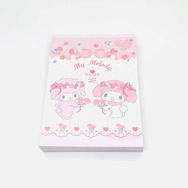 My Melody 8 Design Memo Pad