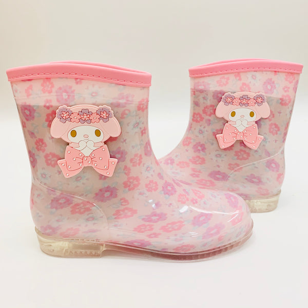 My Melody Flower Kid's Rain Boots