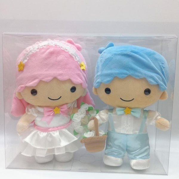 Little Twin Stars Wedding Plush Set
