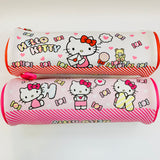 Hello Kitty Round Pencil Case