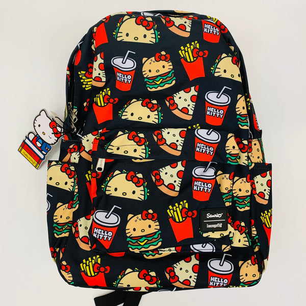Loungefly x Hello Kitty Snacks Backpack