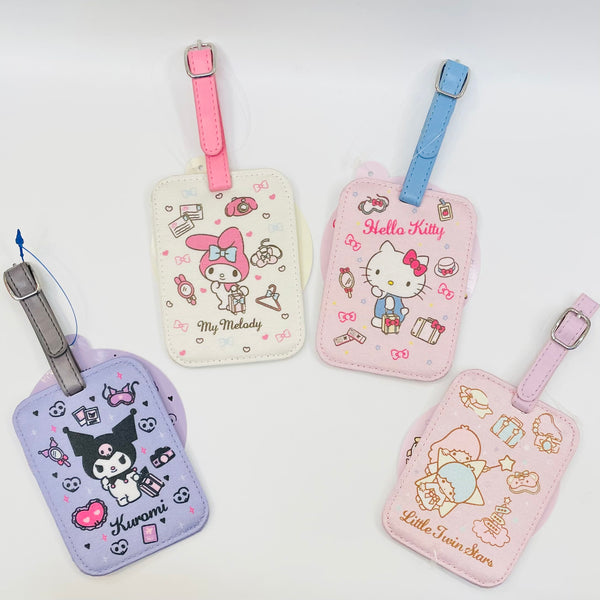 Sanrio June Travel Luggage Tag