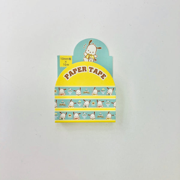 Pochacco 10mm Paper Tape
