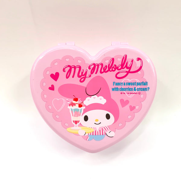 My Melody Heart Shaped Accessory Case