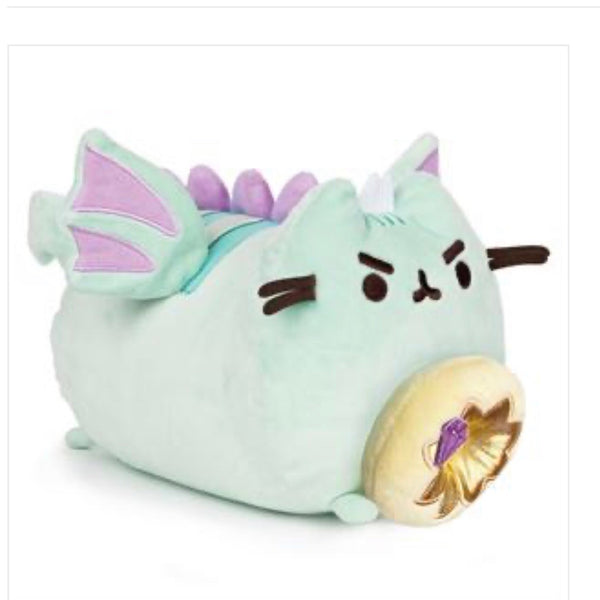 "Dragonsheen Donut 9.5"" Plush"